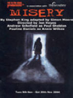 Misery poster Cut To The Chase Productions