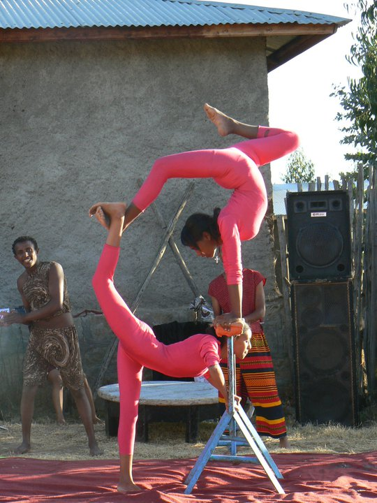 Circus Ethiopia