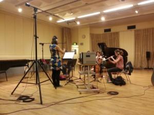 recording Faber