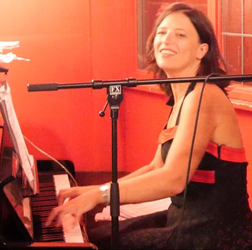 Sarah piano smile